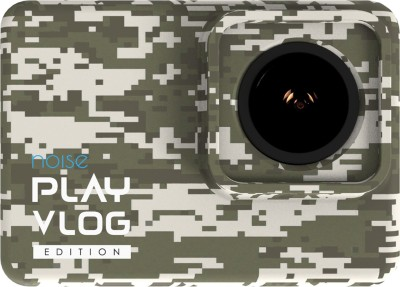 Noise Play Vlog Edition- Limited Edition Sports and Action Camera(Multicolor 16 MP) 1