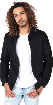 Saava Full Sleeve Solid Men & Women Jacket Flipkart