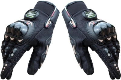 Probiker Racing Equipment Motorcycle Driving Gloves(Black)