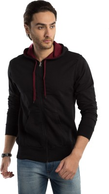 THE ARCHER Full Sleeve Colorblock Men Sweatshirt