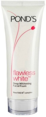 Ponds Flawless Face Wash(100 g)