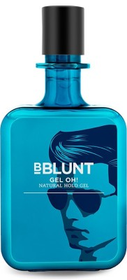 BBlunt Gel Oh! Natural Hold Gel With Hydra Gel Hair Styler