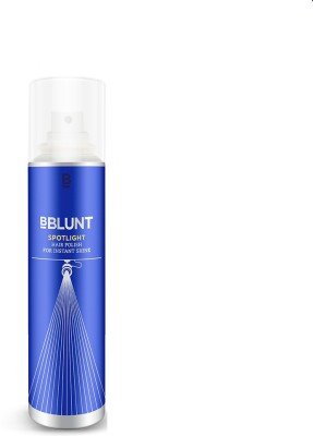 BBlunt Spotlight Polish For Instant Shine With Sunscreen And Vitamin E Hair Styler
