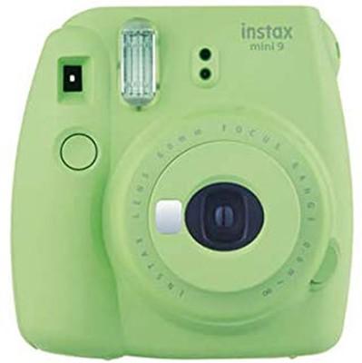 Fujifilm Instax Mini 9 Fun Cam Instant Camera Instant Camera(Green) 1