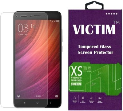 Victim Tempered Glass Guard for Motorola Moto G (2nd Generation)