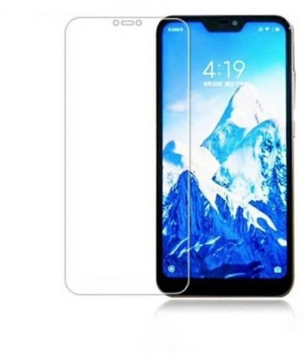 WESTERN COLLECTIONS Edge To Edge Tempered Glass for Mi Redmi 6A(Pack of 1)