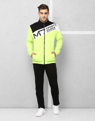 Metronaut Printed Men's Track Suit