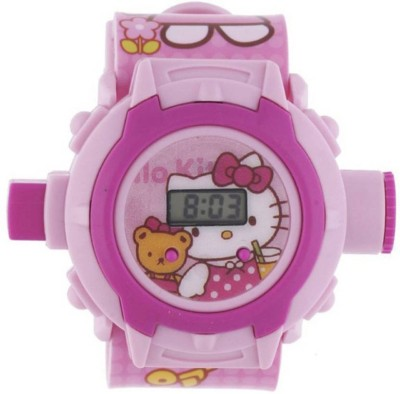 Hello Kitty 00001 00001 Digital Watch  - For Girls
