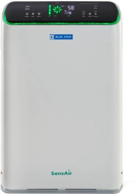 Blue Star BS-AP490LAN Portable Room Air Purifier(White)
