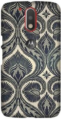 Spency Back Cover for For Motorola Moto G4 Plus Multicolor