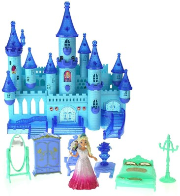 Barbie Furniture and Accessories(Multicolor)