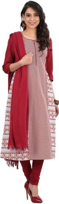 Aurelia Cotton Blend Solid Women Dupatta at flipkart