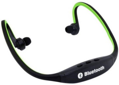GS BS19c-G1 Bluetooth Headset(Multicolor, On the Ear)