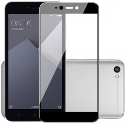 OBSTINATE Tempered Glass Guard for Mi Redmi Y1 Lite(Pack of 1)