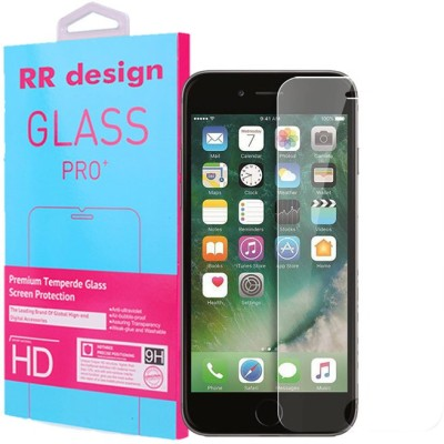 RR Design Tempered Glass Guard for Apple iPhone 6s(Pack of 1)