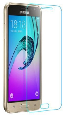 Heartly Tempered Glass Guard for Samsung Galaxy J1(Pack of 1)