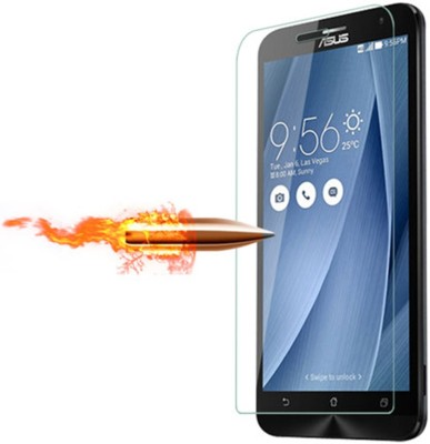 Heartly Tempered Glass Guard for Asus Zenfone Go ZC500T (5 inch)(Pack of 1)