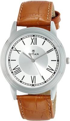 Titan 1735sl01 Analog Watch   For Men Titan Wrist Watches