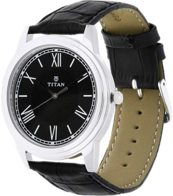 Titan 1735SL02  Analog Watch For Men