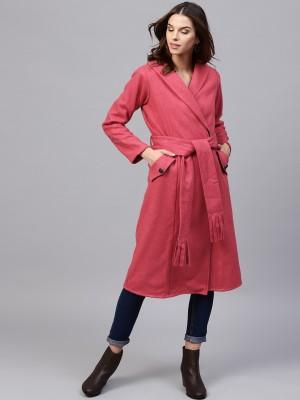 Athena Wool Solid Coat