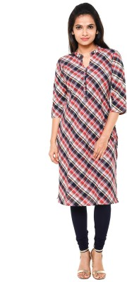 Cross Colors Casual Checkered Women