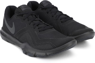 0147fc0534bab Nike FLEX CONTROL Training Shoes For Men Black Best Price in India ...