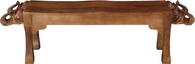 Balaji Solid Wood 2 Seater(Finish Color - Provincial Teak)