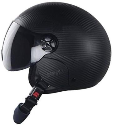 Steelbird Pulse Dashing Motorbike Helmet(Black)