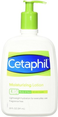 Cetaphil Moisturizing Lotion Body & Face 20 FL OZ (591ML(591 ml)