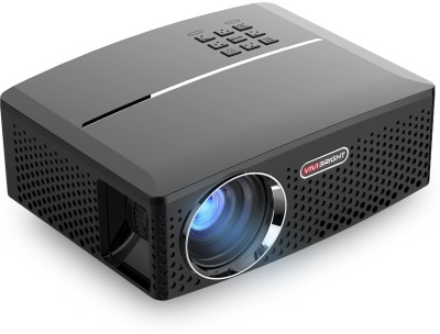 vivibright GP80 Portable Projector Black