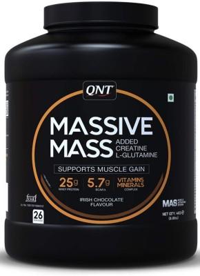 qnt massive mass 4kg Weight Gainers/Mass Gainers(4000 g, irish chocolate)