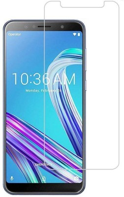 """RidivishN Tempered Glass Guard for Asus ZenFone Max M1 (5.45\"""" inch)"""
