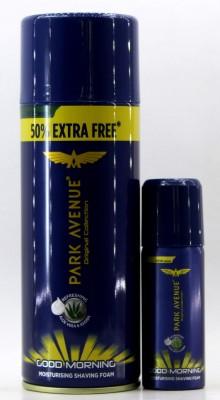 Park Avenue 2Good Morning Shaving Foam -Combo(470 g)