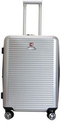 SWISS MILITARY COMET SERIES POLYCARBONATE MEDIUM SIZE 24inch HARD TOP LUGGAGE Expandable Check in Luggage   24 inch SWISS MILITARY Suitcases