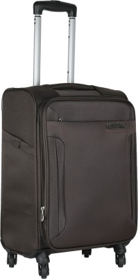 American Tourister Troy Expandable  Cabin Luggage - 22 inch(Grey)