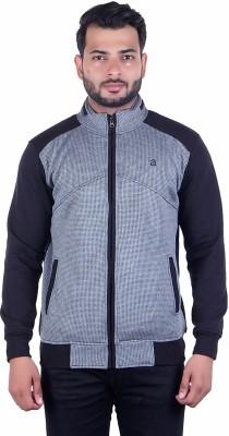ABSURD Full Sleeve Colorblock Men Sweatshirt
