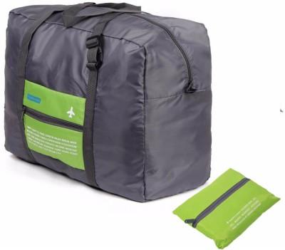 PackNBuy Foldable Big Carry Handbag Green PackNBuy Travel Organizers