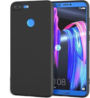 Mozette Back Cover for Honor 7A Black