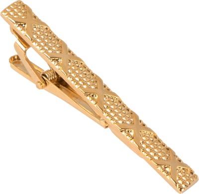 Adorn Metal Tie Pin(Gold)