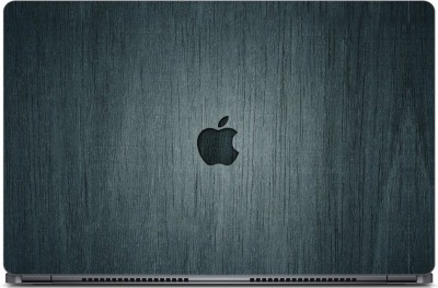 Gallery 83 ® Apple Logo On Greenish Ply Exclusive High Quality Laptop Decal, laptop skin sticker 15.6 inch (15 x 10) Inch G83_skin_0658new Vinyl Laptop Decal 15.6