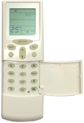 LipiWorld 36 AC Remote Compatible For LG AC Remote Controller(White)