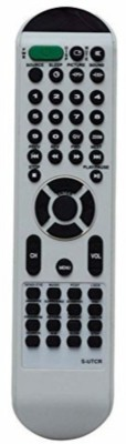 Ehop Compatible with Compatible Remote Control for Sansui Videocon LCD LED TV Universal Remote Controller(Solid)