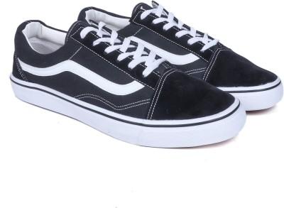 91873d9836 52% OFF on vans old skool Classic Black Sneakers For Men(Black) on Flipkart