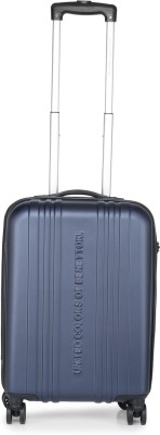 United Colors of Benetton Hard Luggage Strolly Cabin Luggage   22 inch United Colors of Benetton Suitcases