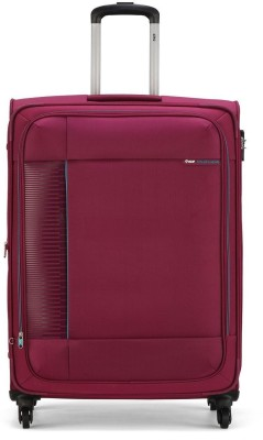 VIP LATICASTR66BERRY Expandable  Check-in Luggage - 24 inch(Pink)