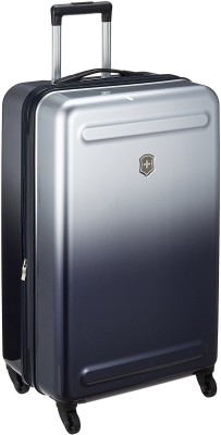 Victorinox Etherius Gradient Large Expandable  Check-in Luggage - 30 inch(Silver) at flipkart