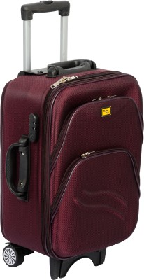 United UTB H 2419PL24 Expandable Check in Luggage   24 inch