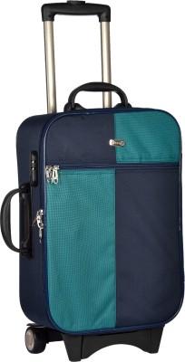 TREKKER TTB BLAZER20 BLU Cabin Luggage   20 inch TREKKER Suitcases