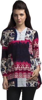 B Kind Printed Women Tunic