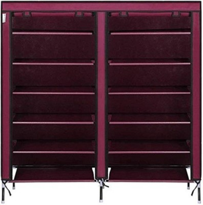 Online World 12 Layers Quality Shoe-rack Dustproof & Non Woven Cloth (Multi-color)...